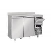 Холодильный стол - 1,58 x 0,6м