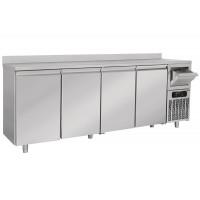 Холодильный стол - 2,69 x 0,6м