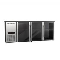 Холодильный стол барный - 2,1 x 0,5 м