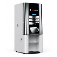 Автомат для горячих напитков, 4 контейнера для порошка