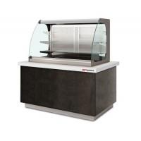Витрина холодильная 1,7 м BVI1000-KV4