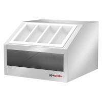 Прилавок для столовых приборов и посуды (настольная модель) BVI800-BT