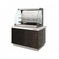 Витрина холодильная 1,4 м BVI800-KV3