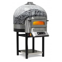 Электрическая печь для пиццы с каменным подом