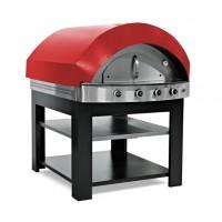Печь для пиццы ротационная
