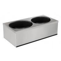 Емкости для дозаторов соуса 2 x 5 литра GSRK52