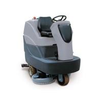 Пылесос для пола автоматический с сиденьем для водителя