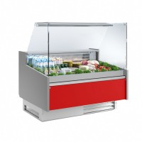 Витрина холодильная - 1,31 х 0,99 м