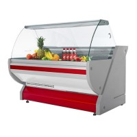 Витрина холодильная - 1,12 х 1,15 м