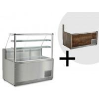 Витрина холодильная - 1,0 м