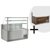 Витрина холодильная - 1,3 м