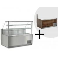 Витрина холодильная - 1,6 м