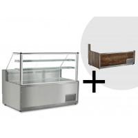 Витрина холодильная - 2,0 м