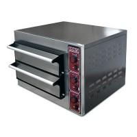 Печь для пицы - 4+4 х 25 см