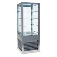 Витрина панорамная холодильная - 400 л