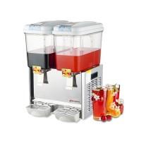 Диспенсер (сокоохладитель) для сока - 2 х 18 литров