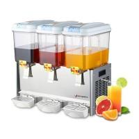Диспенсер (сокоохладитель) для сока - 3 х 18 литров