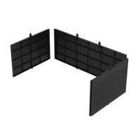 Боковые части для стола-тележки - комплект из 6 предметов STP3