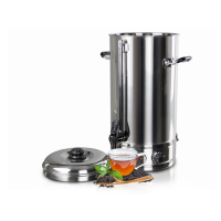 Кипятильник / чаераздатчик - 18 литров