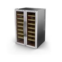 Холодильник винный - 100 л, 2 зоны