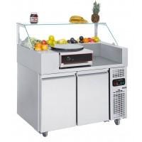 Холодильная рабочая станция (блинница) - 1,21 x 0,7 м