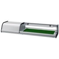 Вітрина холодильна для суші - 4 x (17 x 32 см)