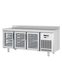 Холодильний стіл для напоїв - 2,0 x 0,6 м