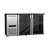 Холодильний стіл барний - 1,5 x 0,5 м