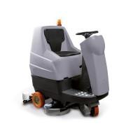 Пилосос для підлоги автоматичний з сидінням для водія