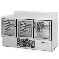 Холодильний стіл для напоїв - 1,5 x 0,7 м
