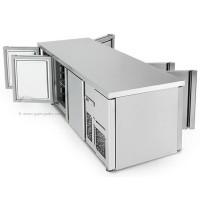 Холодильний стіл для випічки - 2,2 x 0,8 м