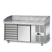 Холодильний стіл для піци - 1,5 x 0,8 м