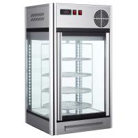 Вітрина панорамна холодильна - 108 л