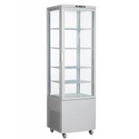 Вітрина панорамна холодильна - 235 л