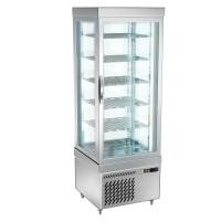 Вітрина панорамна холодильна - 430 л