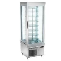 Вітрина панорамна холодильно-морозильна - 430 л