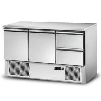Холодильний стіл - 1,37 x 0,7 м