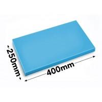 Обробна дошка - 25 x 40 см - синя