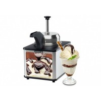 Аппарат для горячего шоколада с помпой и сливом