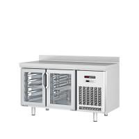 Холодильный стол для напитков - 1,5 x 0,7 м