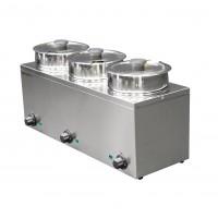 Мармит (котелки) ХотПот - 3 x 3,5 литров