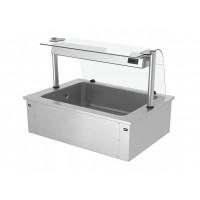 Встроенная ванна для льда - 1,1 м
