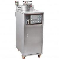 Фритюрница высокого давления электрическая, 33 литра