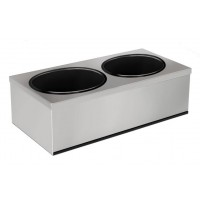 Емкости для дозаторов соуса 2 x 5 л