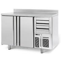 Холодильный стол барный - 1,5 x 0,6 м