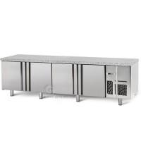Холодильный стол для выпечки - 2,7 x 0,8 м