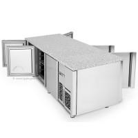 Холодильный стол для выпечки - 1,6 x 0,8 м