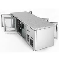Холодильный стол для выпечки - 2,2 x 0,8 м