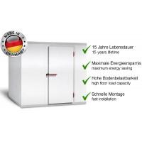 Холодильная камера - 1,03 x 1,03 х 2,1 м