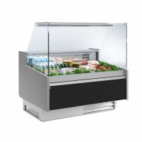 Витрина холодильная - 0,99 х 0,99 м